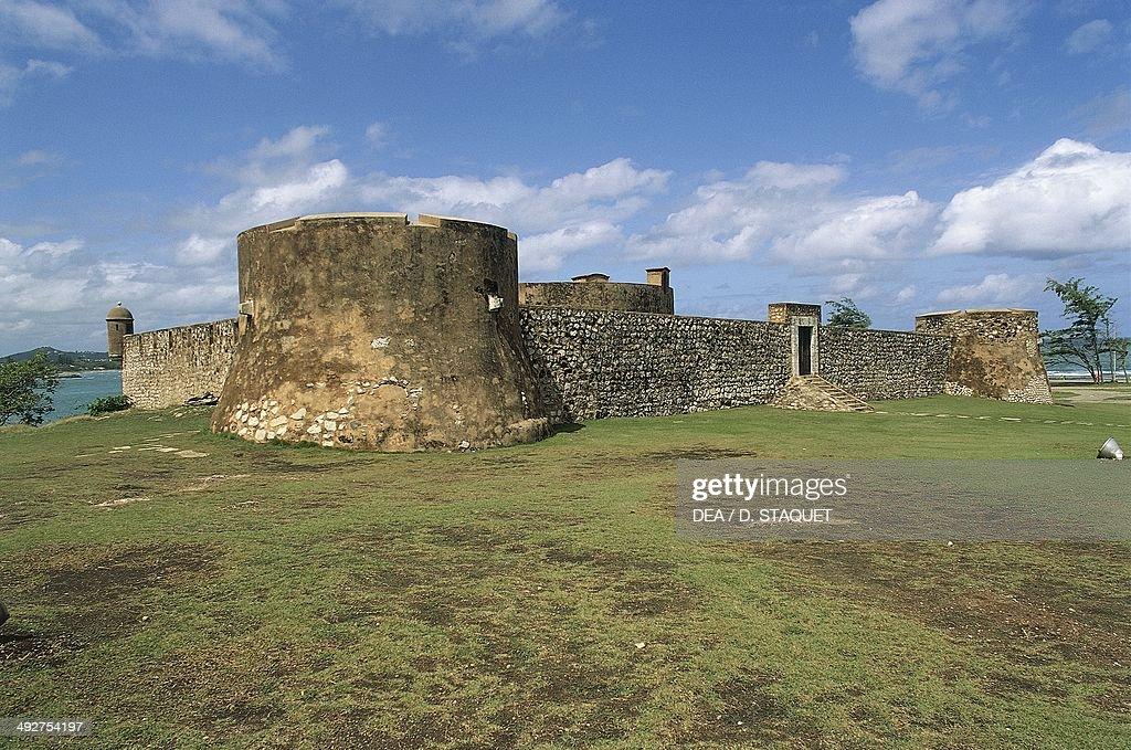 Fort St Philip 16th century San Felipe de Puerto Plata Dominican Republic