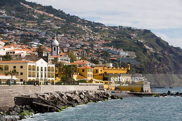 Fortaleza de Sao Tiago fort.