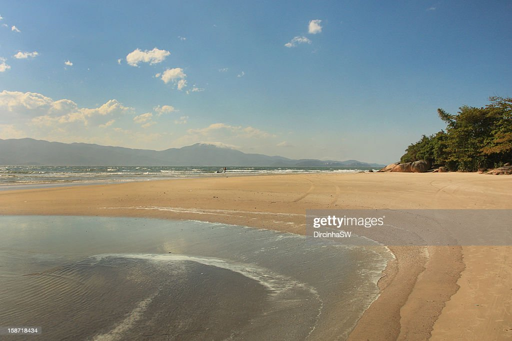 Forte Beach  - Florianópolis : Stock Photo