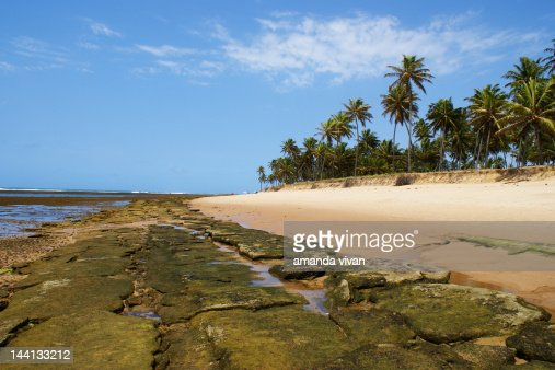 Forte Beach : Stock Photo