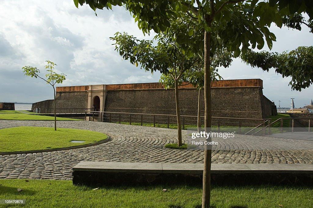 Forte do Castelo - Belém do Pará, Brasil