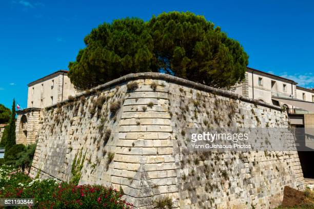 Forteress of Nimes, Occitanie, Gard, France