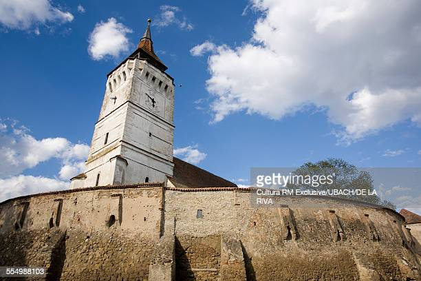 Fortified church in Transylvania, Medieval UNESCO heritage, Romania, Europe