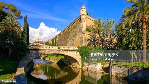 Fortress of Palma de Mallorca, Majorca, Balearic Islands, Spain