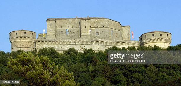 Fortress of San Leo Marche Italy 15th century