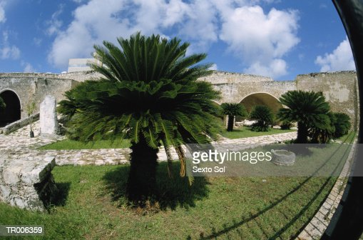 Fortress Ruins, Campeche