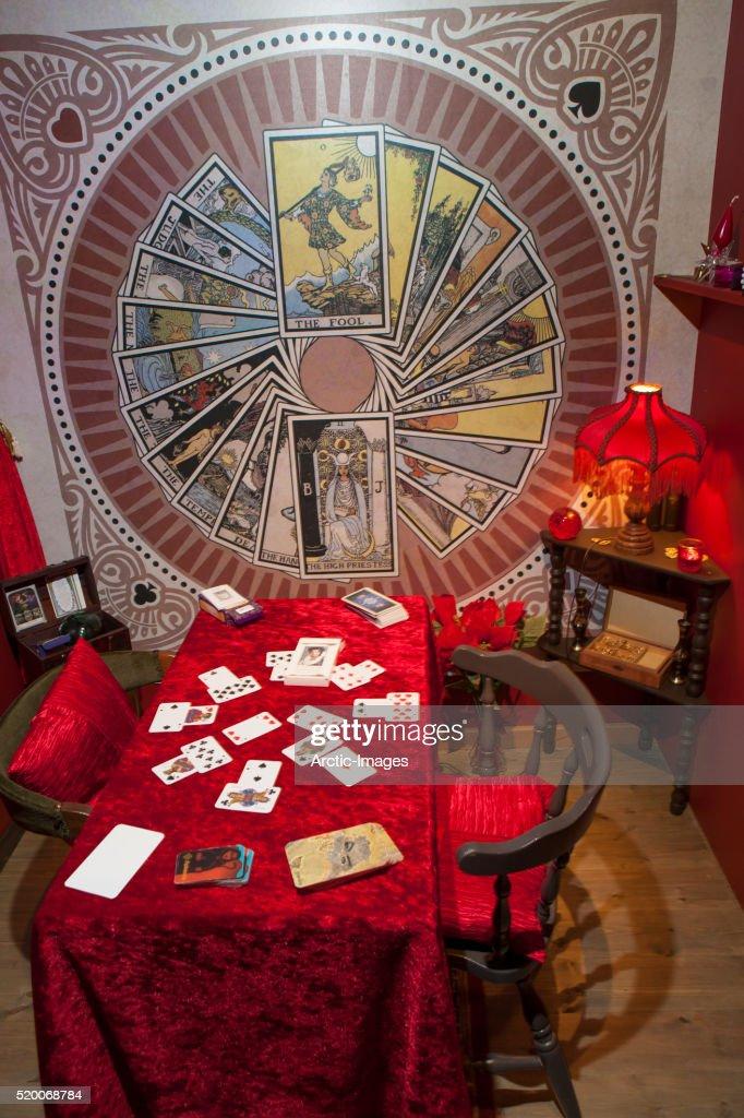 Fortune Teller exhibit, The Skagastrond Museum of Prophecies, Iceland