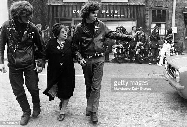 Forty youngsters formed the Hell�s Saints Club to change the public�s ideas about leatherjacketed motorcyclists and greasers �We are looked down upon...
