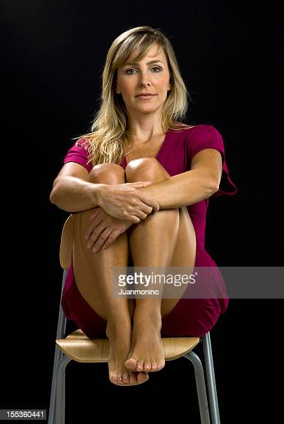 Mature Sexy Legs Stock Photos And Pictures Getty Images
