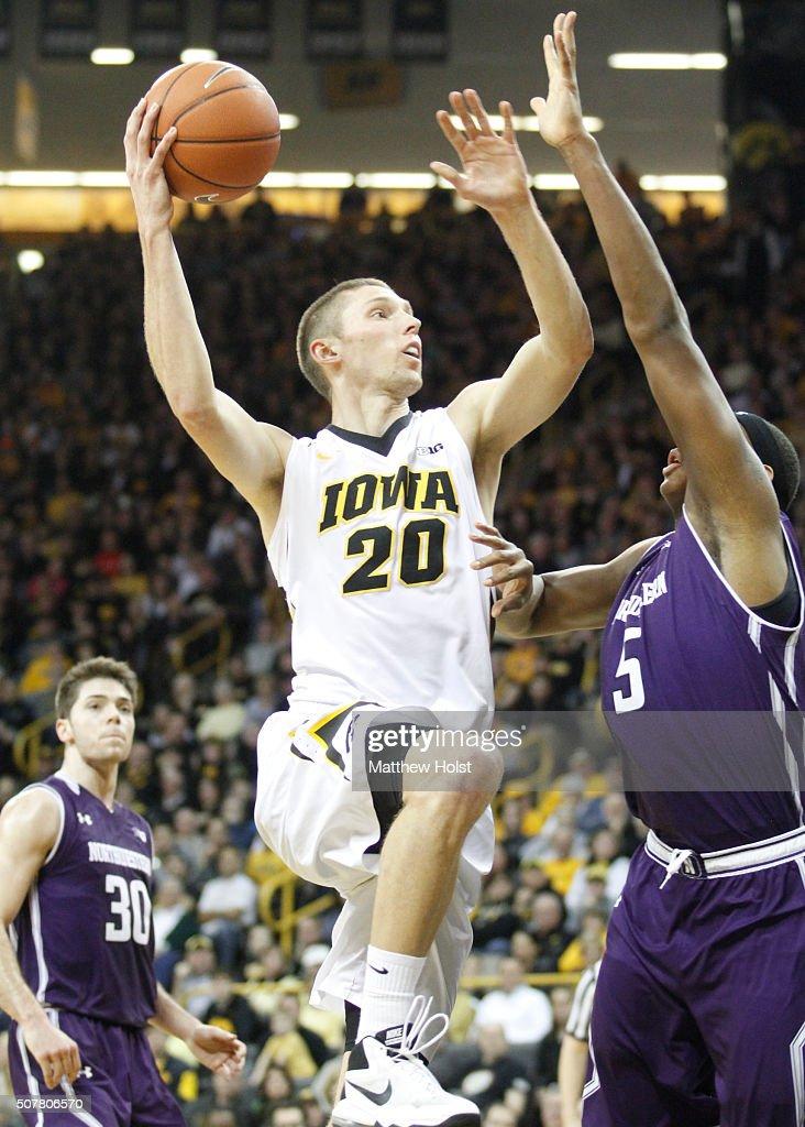 Northwestern v Iowa