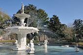 Forysthe Park Fountain