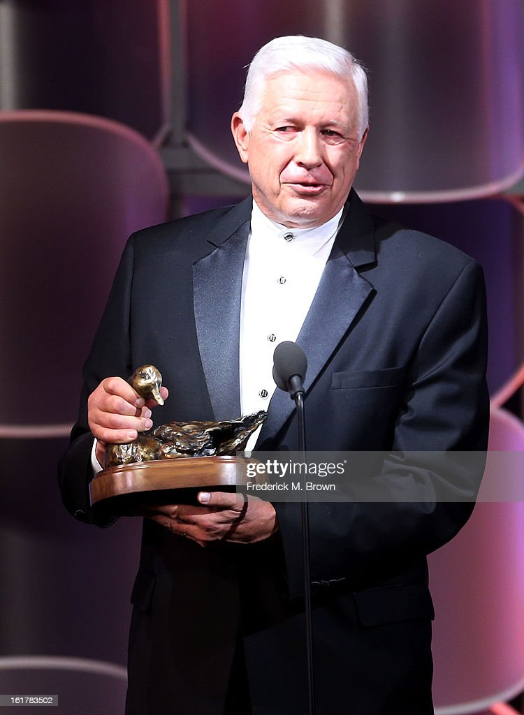 Foster Friess speaks during the 21st Annual Movieguide Awards at the Universal Hilton Hotel on February 15, 2013 in Universal City, California.
