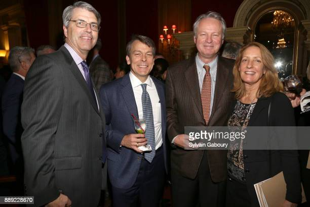 Foster Lyons Scott Hobbs Eric Smith and Elasah Smith attend The Institute of Classical Architecture Art Celebrates the Sixth Annual Stanford White...