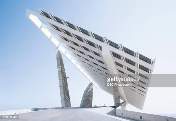Fotovoltaic Building