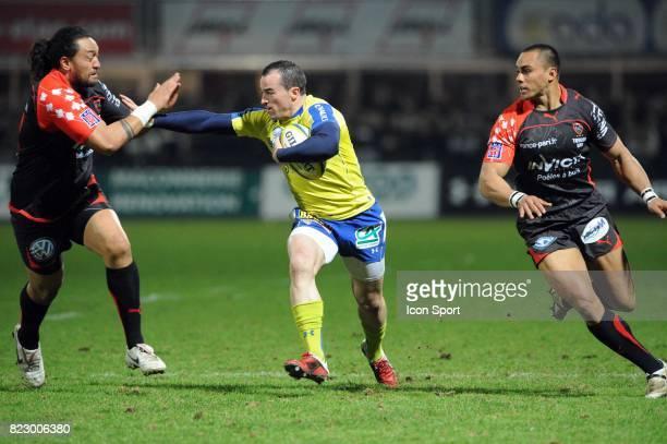 Fotunuupule AUELUA Benoit BABY Clermont / Toulon 20eme journee du Top 14