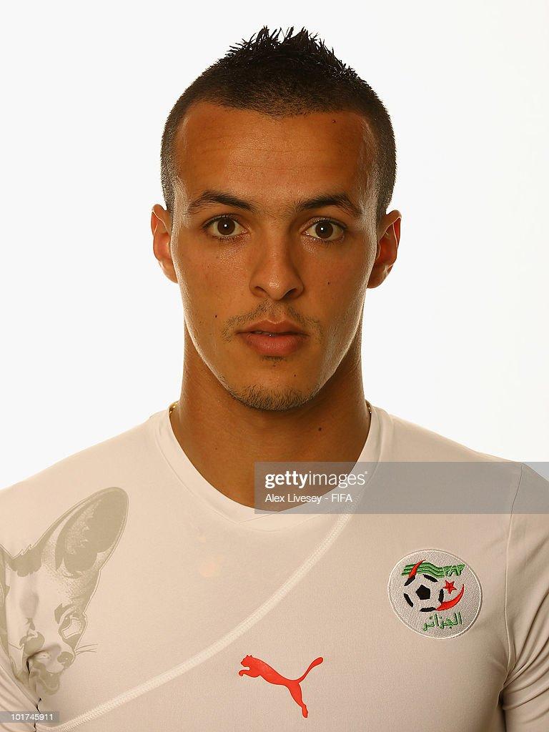 Algeria Portraits - 2010 FIFA World Cup