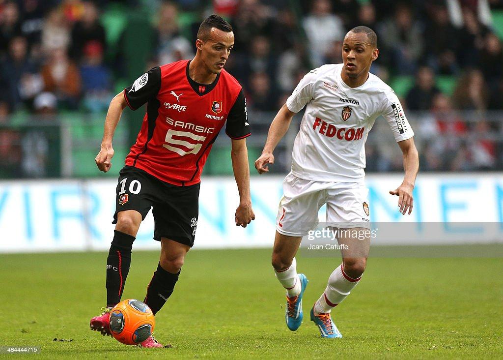 Stade Rennais FC v AS Monaco FC - Ligue 1