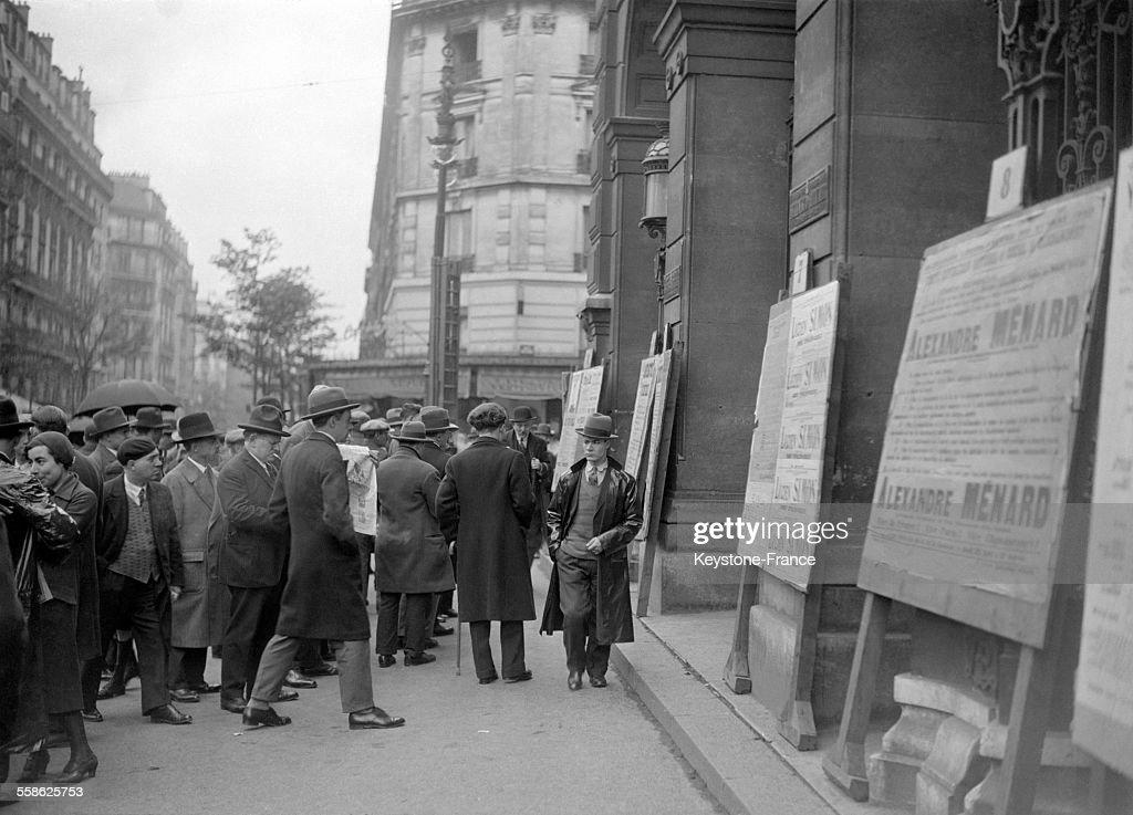Elections lgislatives en France Pictures Getty Images
