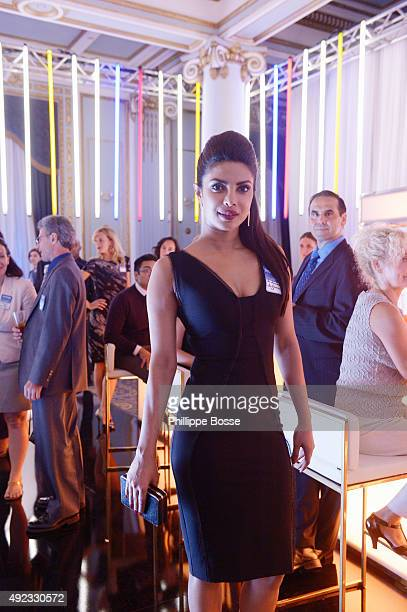 QUANTICO 'Found' The trainees leave campus for the first time while undergoing their first undercover assignment With an evening full of...