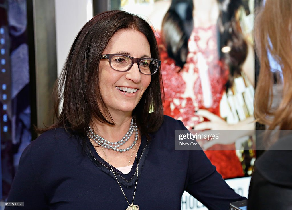 Founder and CCO Bobbi Brown Cosmetics Bobbi Brown attends the Bobbi Brown Cosmetics ribbon cutting ceremony at Macys Herald Square on November 12...