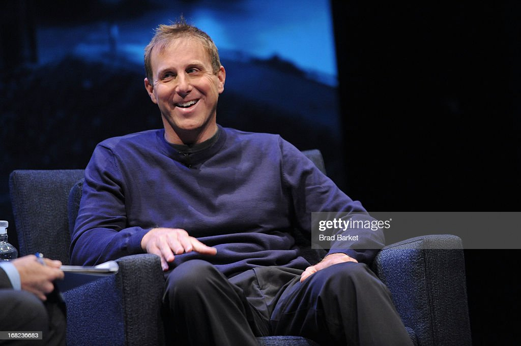 Founder and CEO of Beyond Meat, Ethan Brown speaks at the WIRED Business Conference: Think Bigger at Museum of Jewish Heritage on May 7, 2013 in New York City.
