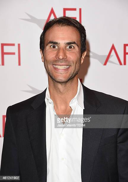 Founder and CEO of Electus Ben Silverman attends the 15th Annual AFI Awards at Four Seasons Hotel Los Angeles at Beverly Hills on January 9 2015 in...