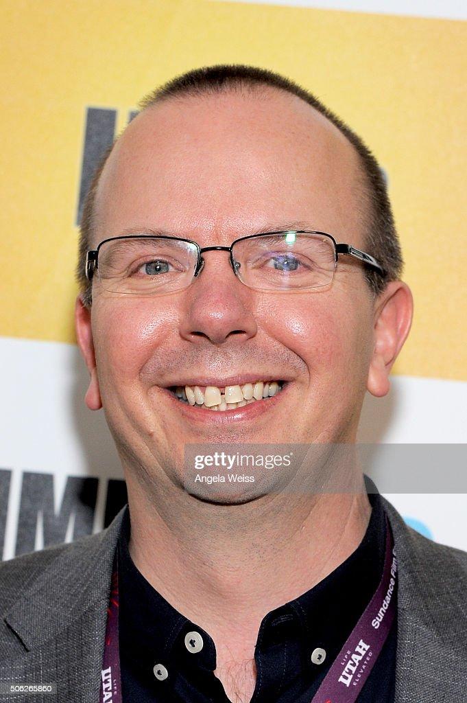 Founder and CEO of IMDb Col Needham in The IMDb Studio In Park City, Utah: Day One - Park City on January 22, 2016 in Park City, Utah.
