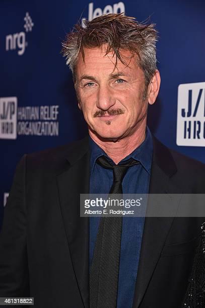 Founder and CEO of J/P Haitian Relief Organization Sean Penn attends the 4th Annual Sean Penn Friends HELP HAITI HOME Gala Benefiting J/P Haitian...