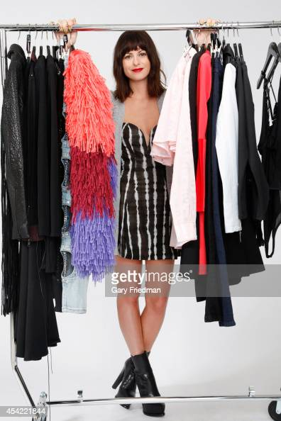 Founder and CEO of Nasty Gal Sophia Amoruso is photographed for Los Angeles Times on August 14 2014 in Los Angeles California PUBLISHED IMAGE CREDIT...