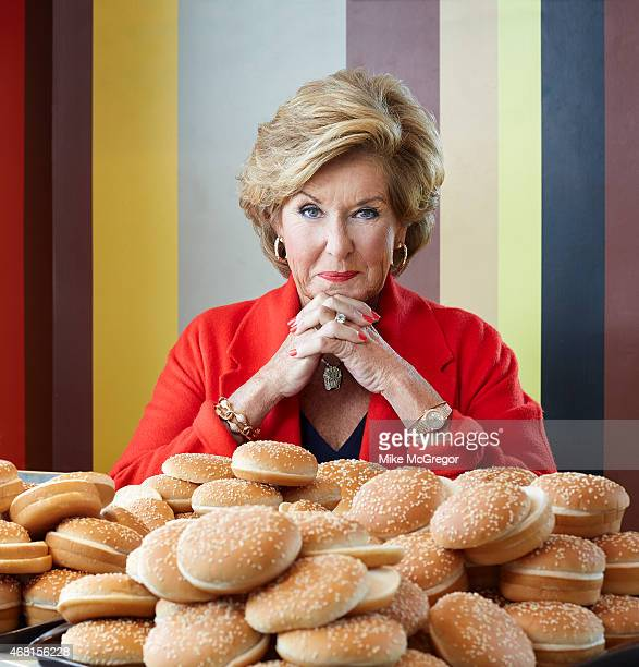 Founder and CEO of The Bun Companies Cordia Harrington is photographed for People Magazine on February 27 2015 in Nashville Tennessee PUBLISHED IMAGE