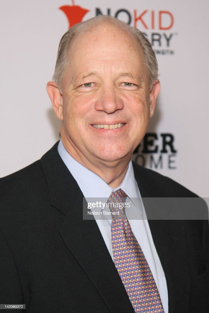 Founder and chief executive officer of Share Our Strength, Bill Shore attends the 'Hunger Hits Home' screening at the Hearst Screening Room on March 29, 2012 in New York City.
