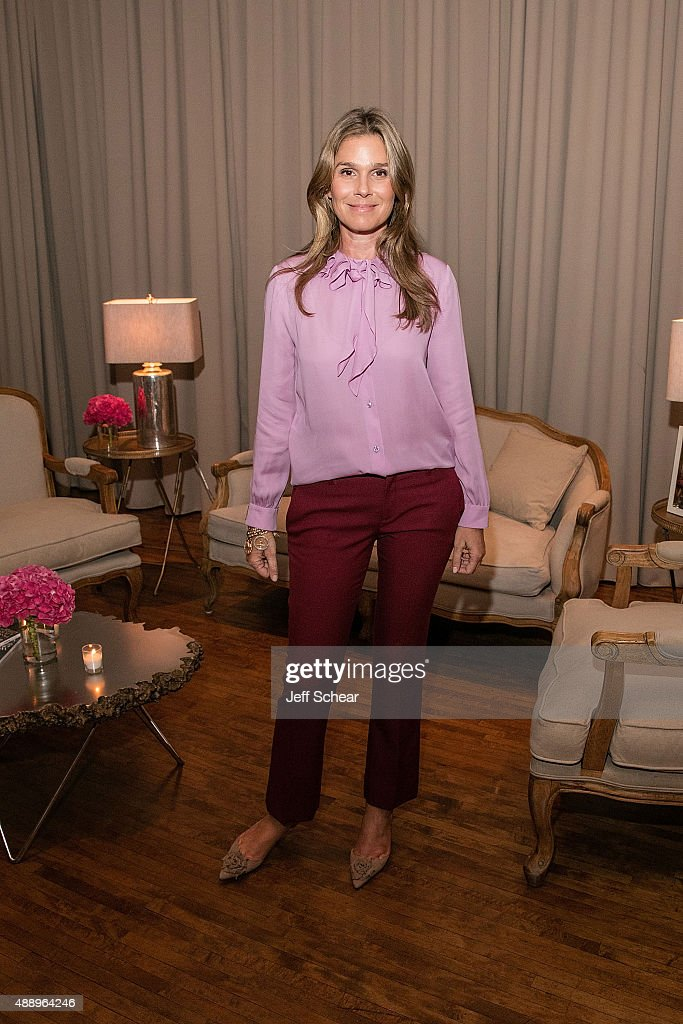 Founder and Creative Director AERIN, Style and Image Director, Estee Lauder <a gi-track='captionPersonalityLinkClicked' href=/galleries/search?phrase=Aerin+Lauder&family=editorial&specificpeople=223890 ng-click='$event.stopPropagation()'>Aerin Lauder</a> attends the CS Magazine 2015 Women of Style Lunch with <a gi-track='captionPersonalityLinkClicked' href=/galleries/search?phrase=Aerin+Lauder&family=editorial&specificpeople=223890 ng-click='$event.stopPropagation()'>Aerin Lauder</a> on September 18, 2015 in Chicago, Illinois.
