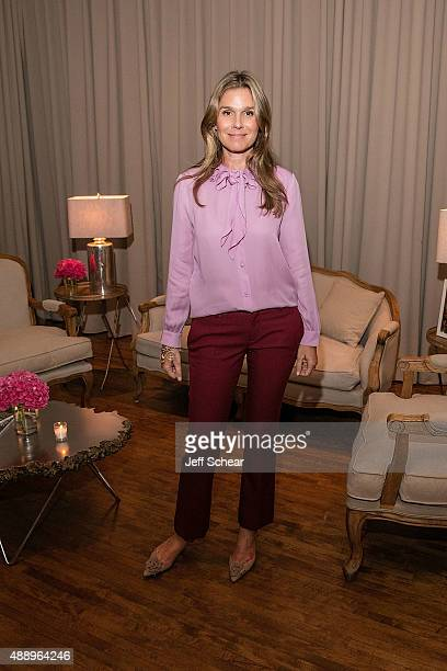 Founder and Creative Director AERIN Style and Image Director Estee Lauder Aerin Lauder attends the CS Magazine 2015 Women of Style Lunch with Aerin...