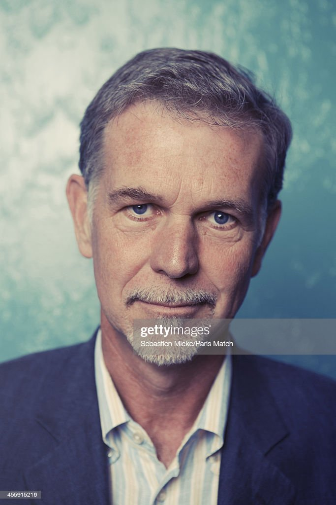 Reed Hastings, Paris Match Issue 3409, September 24, 2014