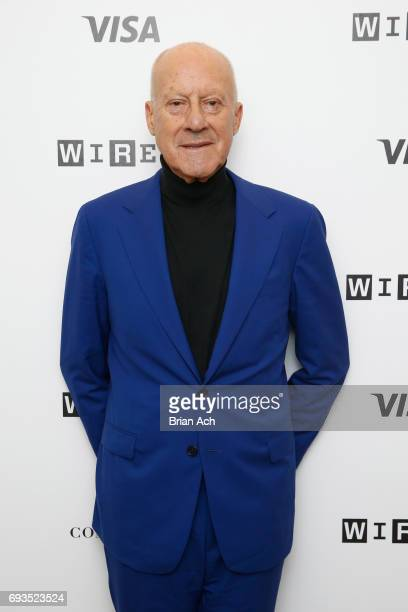 Founder and Executive Chairman of Foster and Partners Lord Foster of Thames Bank OM attends WIRED Business Conference Presented By Visa At Spring...