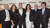 Founder and Executive Director of Share Our Strength Bill Shore producer Kristi Jacobson actor Jeff Bridges director Lori Silverbush chef Tom...