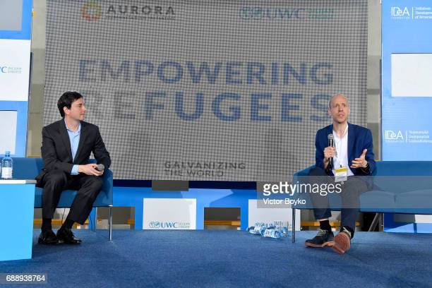 Founder and Executive Director RefugePoint Sasha Chanoff and Professor of Forced Migration and International Affairs Director of the Refugee Studies...