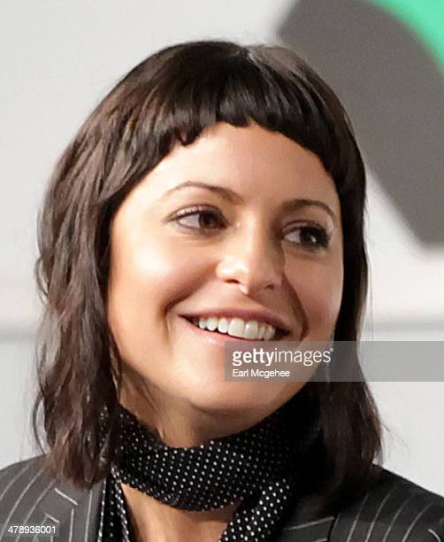 Founder and owner of Nasty Gal Sophia Amoruso speaks onstage at 'Nasty Gal Turning Heads While Turning Profits' during the 2014 SXSW Music Film...