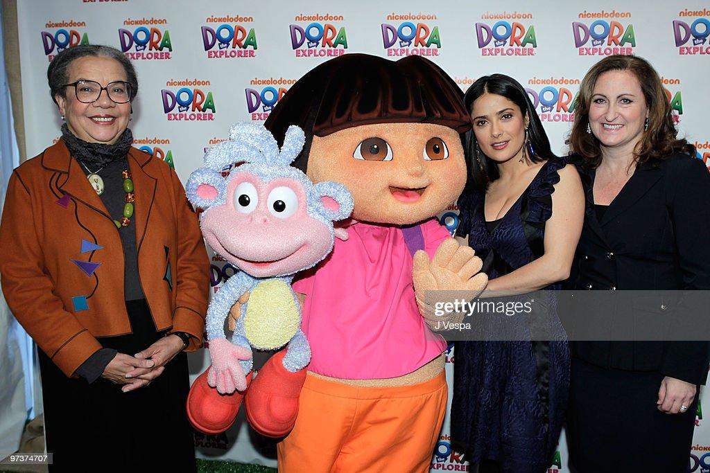 Dora The Explorer Shoot
