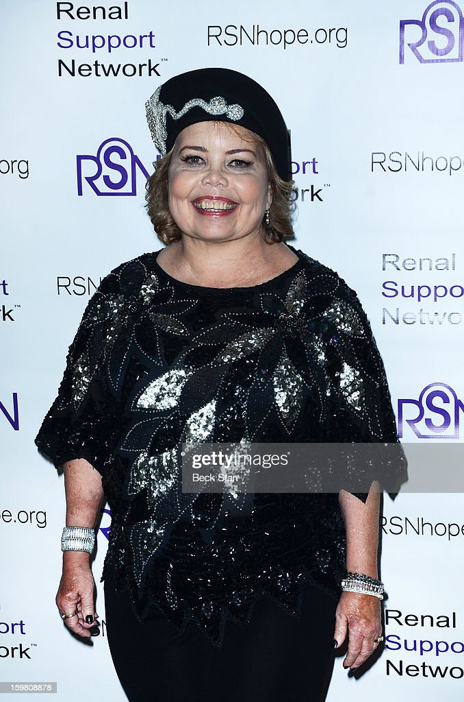 RSN founder and president Lori Hartwell arrives at 14th Annual RSN's Renal Teen Prom at Notre Dame High School on January 20, 2013 in Sherman Oaks, California.