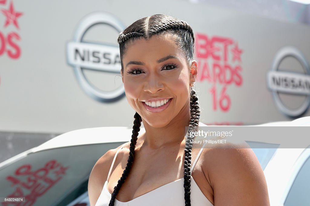 Founder and president of the Hollywood Trainer Jeanette Jenkins attends the Nissan red carpet during the 2016 BET Awards at the Microsoft Theater on June 26, 2016 in Los Angeles, California.