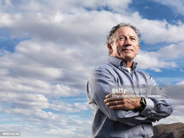 Founder Chairman and CEO of C3 IoT Thomas Siebel is photographed for Forbes Magazine on June 23 2017 in Redwood City California PUBLISHED IMAGE...