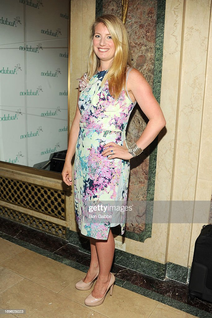 Founder & Chief Strategy Officer of Gilt Groupe Alexis Maybank attends The National Audubon Society 10th Anniversary Women in Conservation Luncheon on May 29, 2013 in New York, United States.
