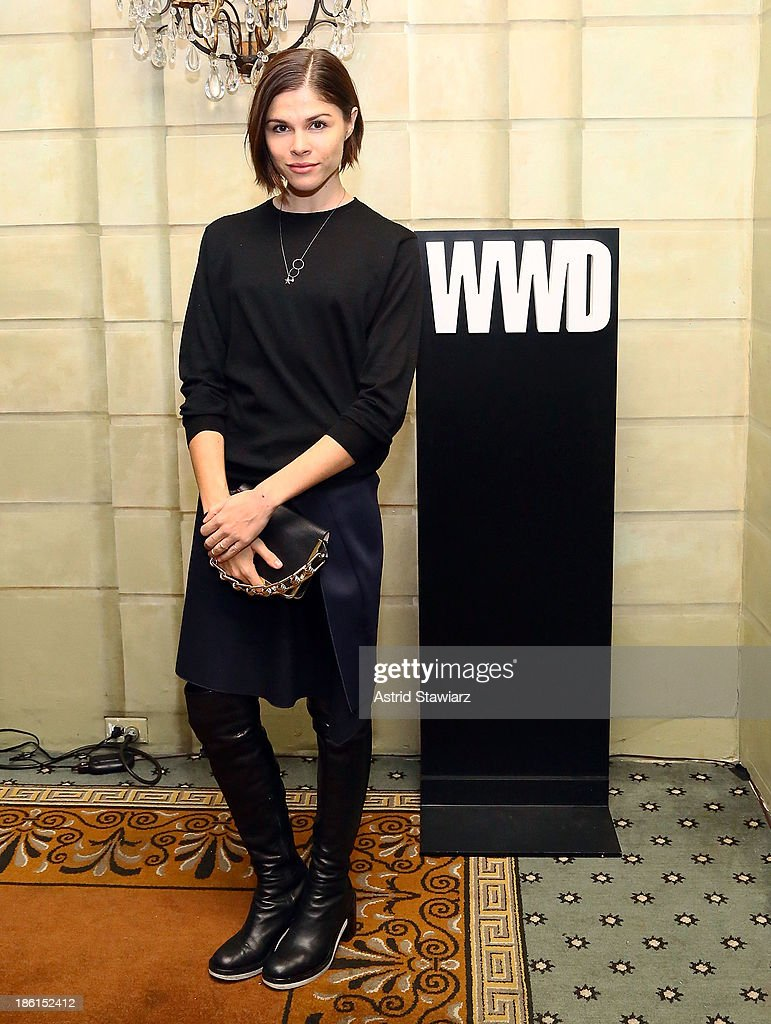 Founder & Creative Director of 'Into The Gloss' Emily Weiss attends the 2013 WWD Apparel And Retail CEO Summit Dinner at The Pierre Hotel on October 28, 2013 in New York City.