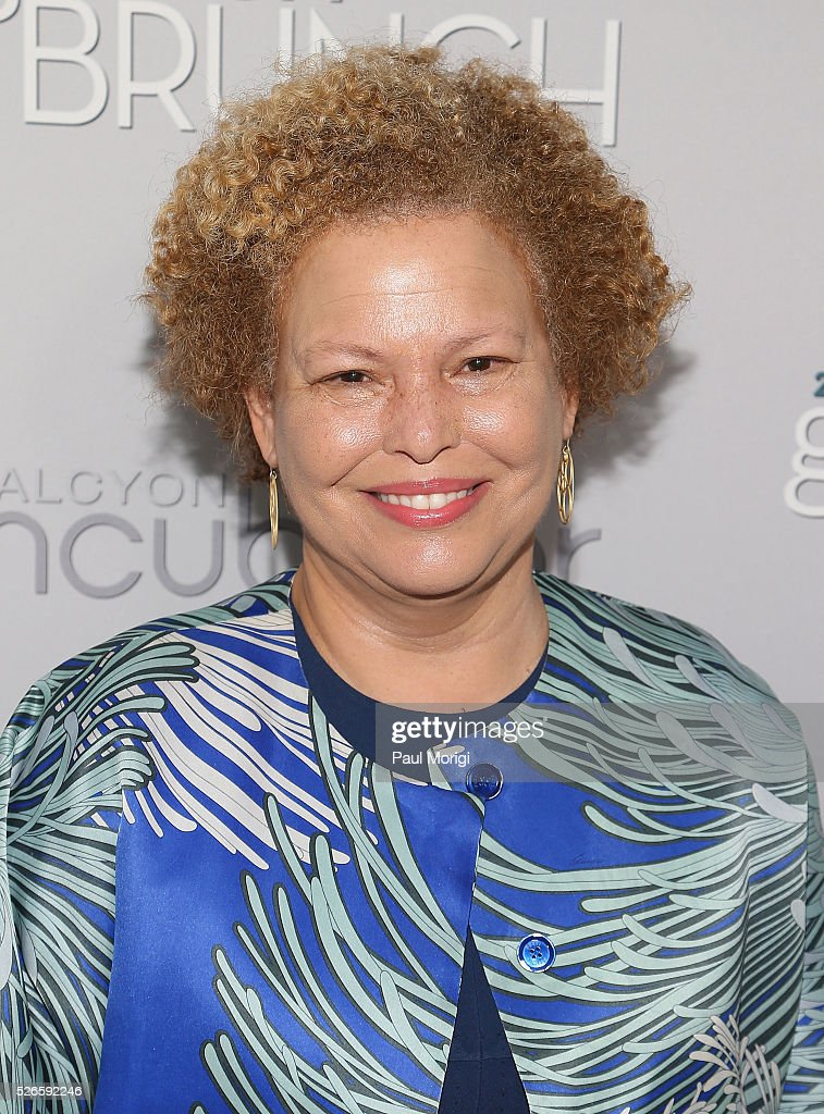 BET Founder <a gi-track='captionPersonalityLinkClicked' href=/galleries/search?phrase=Debra+L.+Lee&family=editorial&specificpeople=555541 ng-click='$event.stopPropagation()'>Debra L. Lee</a> attends the Garden Brunch prior to the 102nd White House Correspondents' Association Dinner at the Beall-Washington House on April 30, 2016 in Washington, DC.