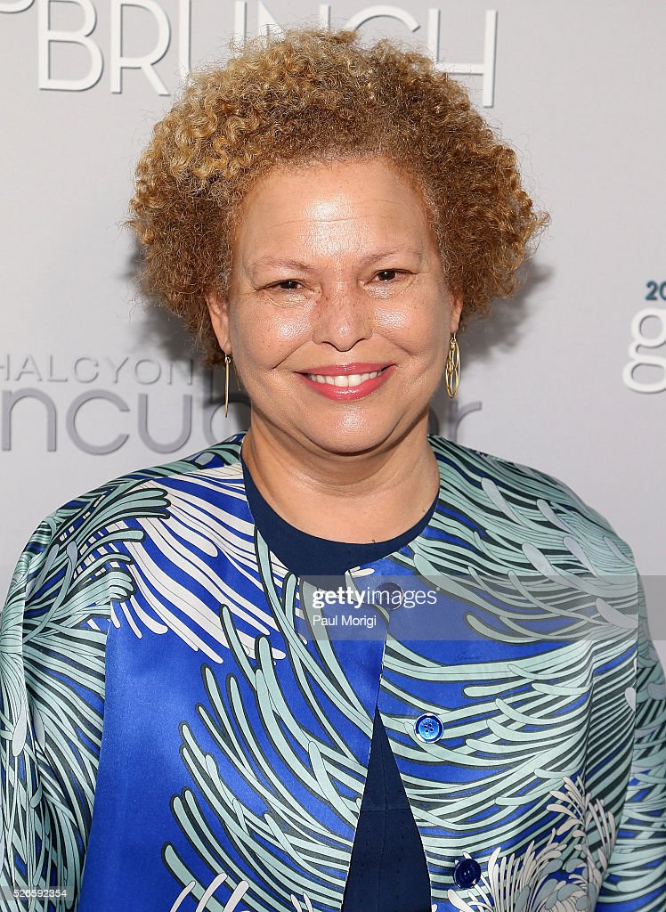 Founder <a gi-track='captionPersonalityLinkClicked' href=/galleries/search?phrase=Debra+L.+Lee&family=editorial&specificpeople=555541 ng-click='$event.stopPropagation()'>Debra L. Lee</a> attends the Garden Brunch prior to the 102nd White House Correspondents' Association Dinner at the Beall-Washington House on April 30, 2016 in Washington, DC.
