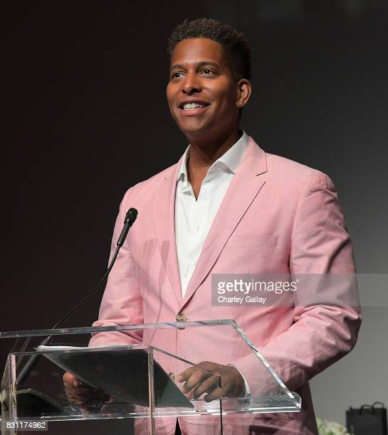 Founder iNHale Entertainment Nathan Hale Williams attends AIDS Healthcare Foundation iNHale Entertainment Partner To Host 'INside | OUTside...