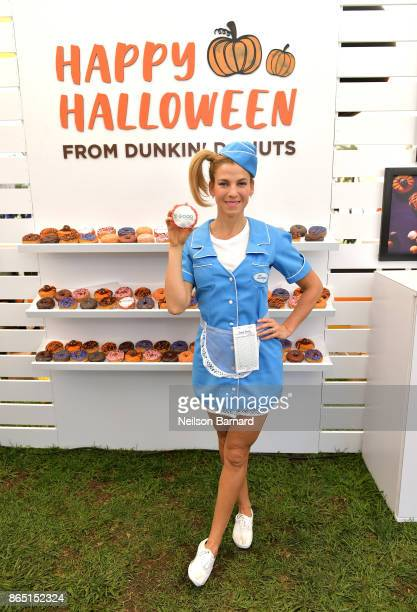 GOOD founder Jessica Seinfeld attends the GOOD Foundation Halloween Bash presented by Beautycounter Delta Air Lines and Farfetch at Culver Studios on...