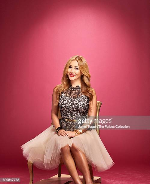 Founder NYX Cosmetics Toni Ko is photographed for Forbes Magazine in May 2016 in New York City PUBLISHED IMAGE CREDIT MUST READ Jamel Toppin/The...