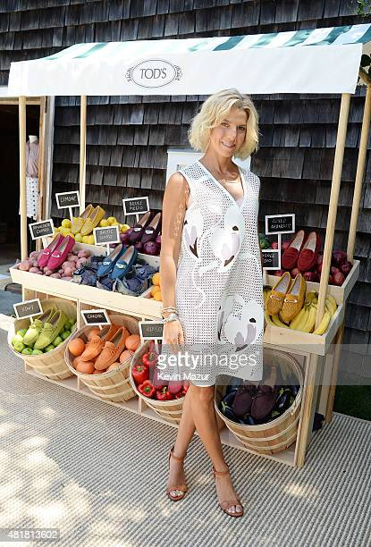 Founder of Baby Buggy Jessica Seinfeld attends Alessandra Facchinetti and Jessica Seinfeld's Baby Buggy Summer Luncheon sponsored by Tod's on July 24...